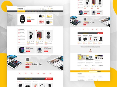 Censtar-Ecommerce Template