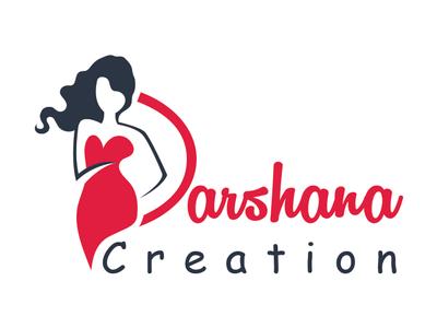 Darshana Creation design logo branding