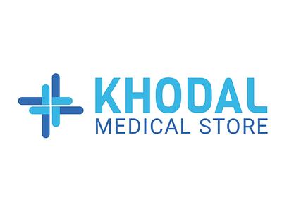 Medical Logo Design medicine logo medical logo illustration branding