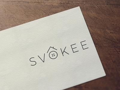 Svokee logo design illustration typography ui ux app vector logo design