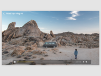 Daily UI #057 Video Player