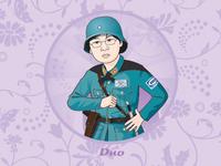 Illustration Caoyi