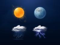 Weather Icon Set (1)