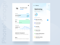 Phone Manager Redesign