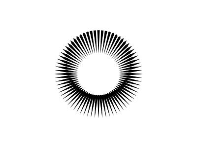 circle circle torus illusion width line circle
