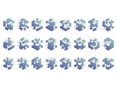 Logo — Tecla System — Variations