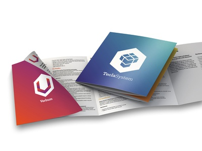 Square Brochure — Tecla System