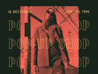 Pop-up Poster