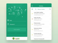 Caja verde app