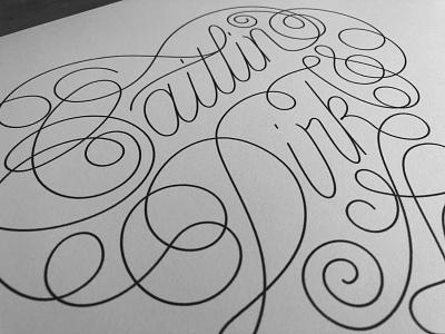 Wedding typography mountains flowers wedding st lucia ocean illustration typography
