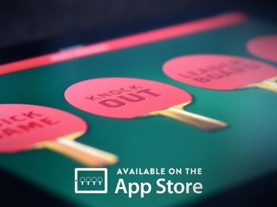 Pong Madness is LIVE!
