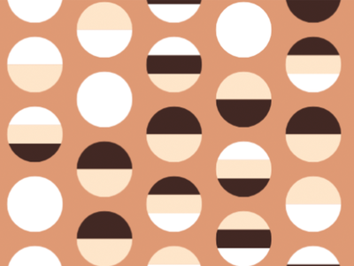 Circles circles generativeart