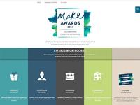The  Make Awards 2014 – notonthehighstreet.com