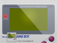 Game Boy Icons Wip