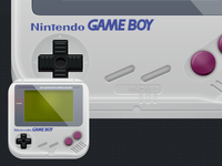 Game Boy Icons Wip3