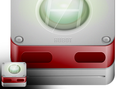 Hubot - bot app Icon hubot ios icon icons touch icon