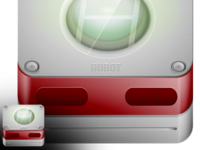 Hubot - bot app Icon