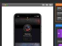 Prototyping a League of Legends App