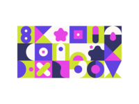 Vibrant patterns experiment