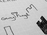Gwyl Fwyd Caernarfon sketch 1