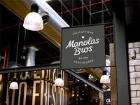 Manolas Bros. Deli