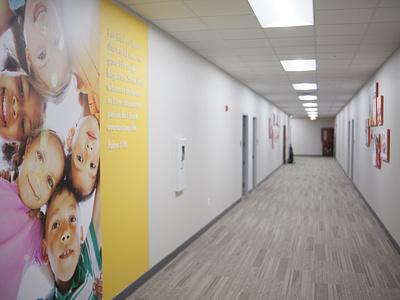 Preschool Mural Design interior preschool vinyl mural