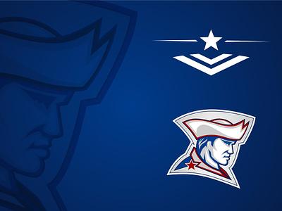 Athletic Logo Secondary Designs patriot logo logos branding athletic