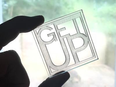 Laser cut plexi
