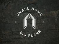 Small Home Big Plans Logo