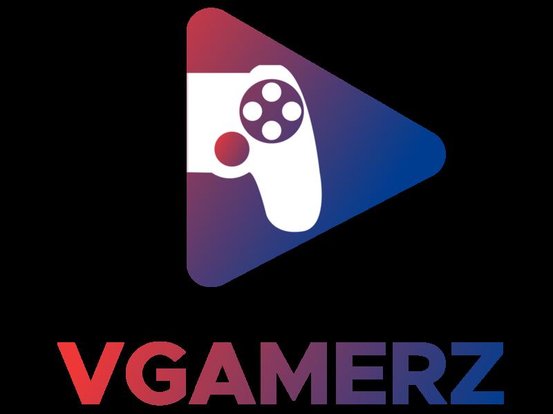 Vgamerz logo (Rebound) vector icon design logo design concept logo design branding typography logo design graphic  design adobe illustrator