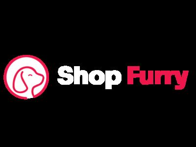 ShopFurry Logo vector icon design logo design concept logo design branding typography logo design graphic  design adobe illustrator