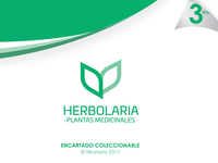 Herbolaria Project (Third Edition Cover)