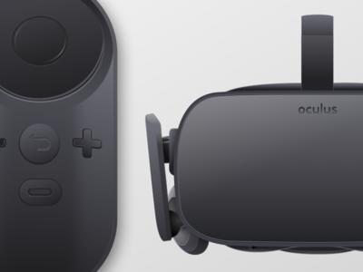 Oculus Icons