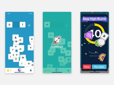 Wordid iPhone game