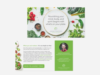 Nutritionist Flyer Design