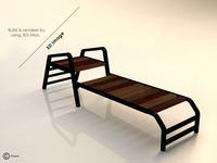 Gym Bench (outdoor) | Furniture