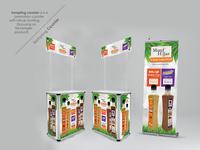 Sampling Counter | Beverages Product