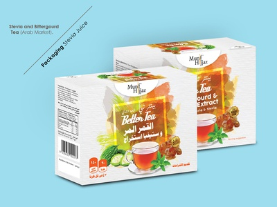 Packaging | Tea with Stevia and Bittergourd Extract