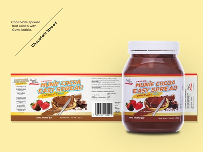 Packaging | Chocolate Spread