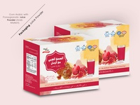 Packaging | Pomegranate Juice Powder