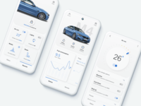 BMW Connected App redesign concept