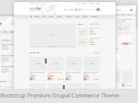 Shopfine - Responsive Drupal Theme