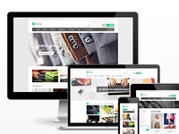Trizzy Best Drupal Commerce Theme
