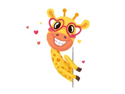 Miracle Garden Giraffe 2