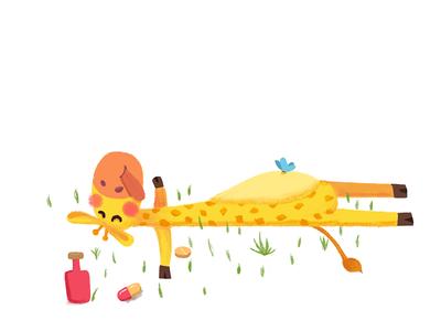 miracle garden_giraffe_4