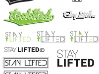 Stay Lifted Logo
