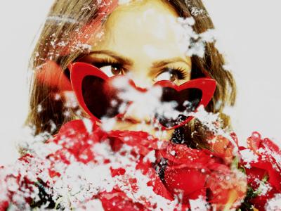 Desi Rose designer design brand art color photoshop roses selfportrait