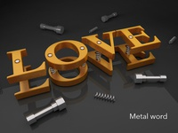 Metal Word