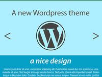Blue Theme Web Design