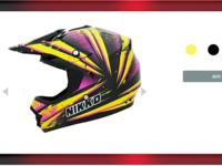 Nikko Helmets eCommerce Website
